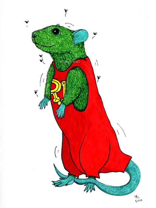 Literal Rat Fink