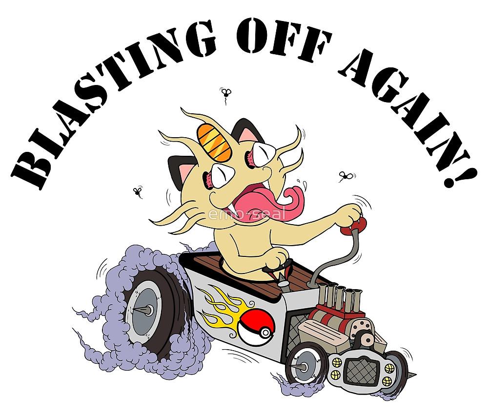 Blasting Off Again!