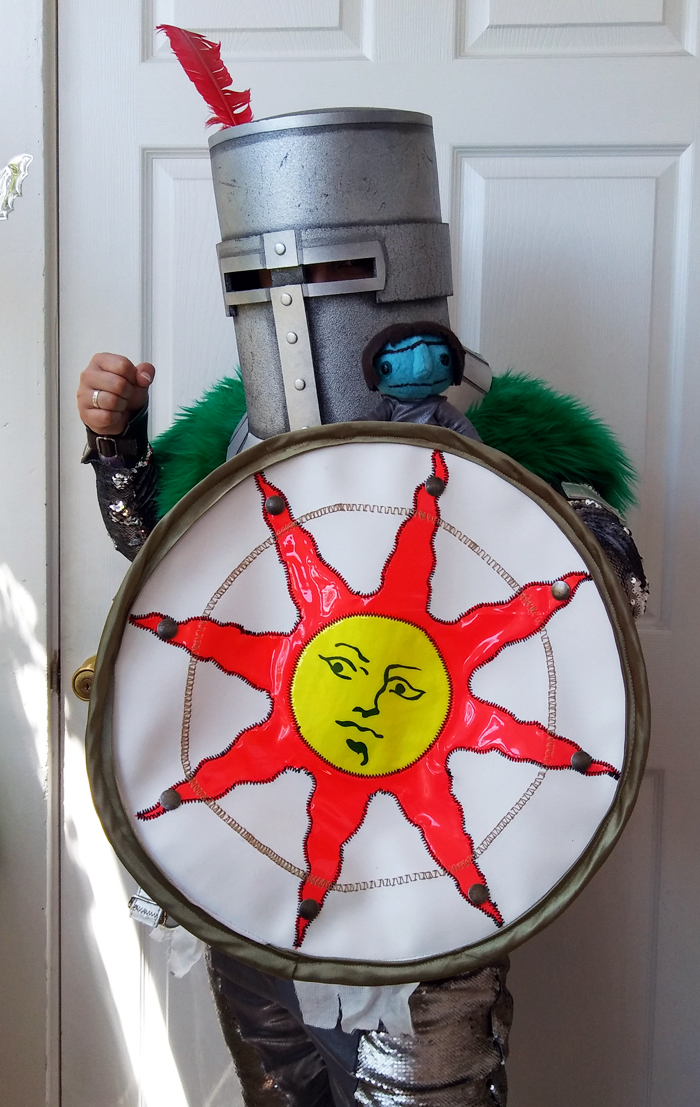 Solaire of Astora - Dark Souls