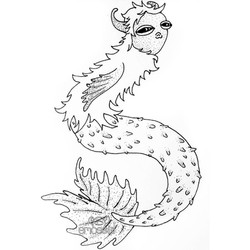 Mer-worm
