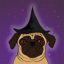 Witch Pug