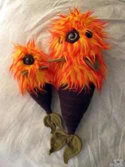 Custom MerYeti pair