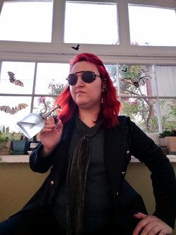 Crowley - Good Omens