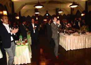 2015年度 WUB & KOI 合同忘年会