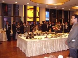 関東沖縄IT協議会&関東沖縄経営者協会 平成18年度合同忘年会