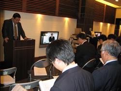 第22回 関東沖縄IT協議会・関東-沖縄支部会 テレビ会議合同定例会
