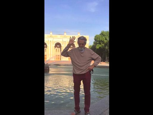 Мой родной Ташкент! Театр Алишера Навои.
