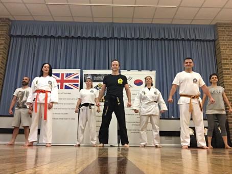 Adult/Women/Teen Martial Arts Class in Shepperton👊🏻
