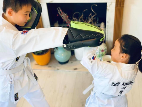Excellent Children's Self Defence Classes In Shepperton!