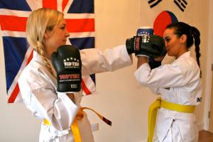 Best Women's Self-Defence Classes in Shepperton!