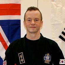 Mr Clarke Chief Instructor