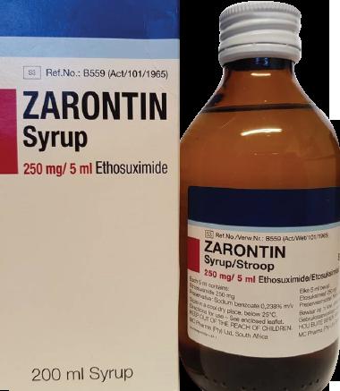 ZARONTIN S3