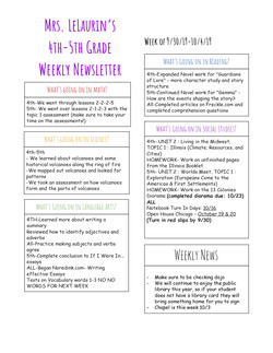 Bethanynewsletter2019October1stweek_page