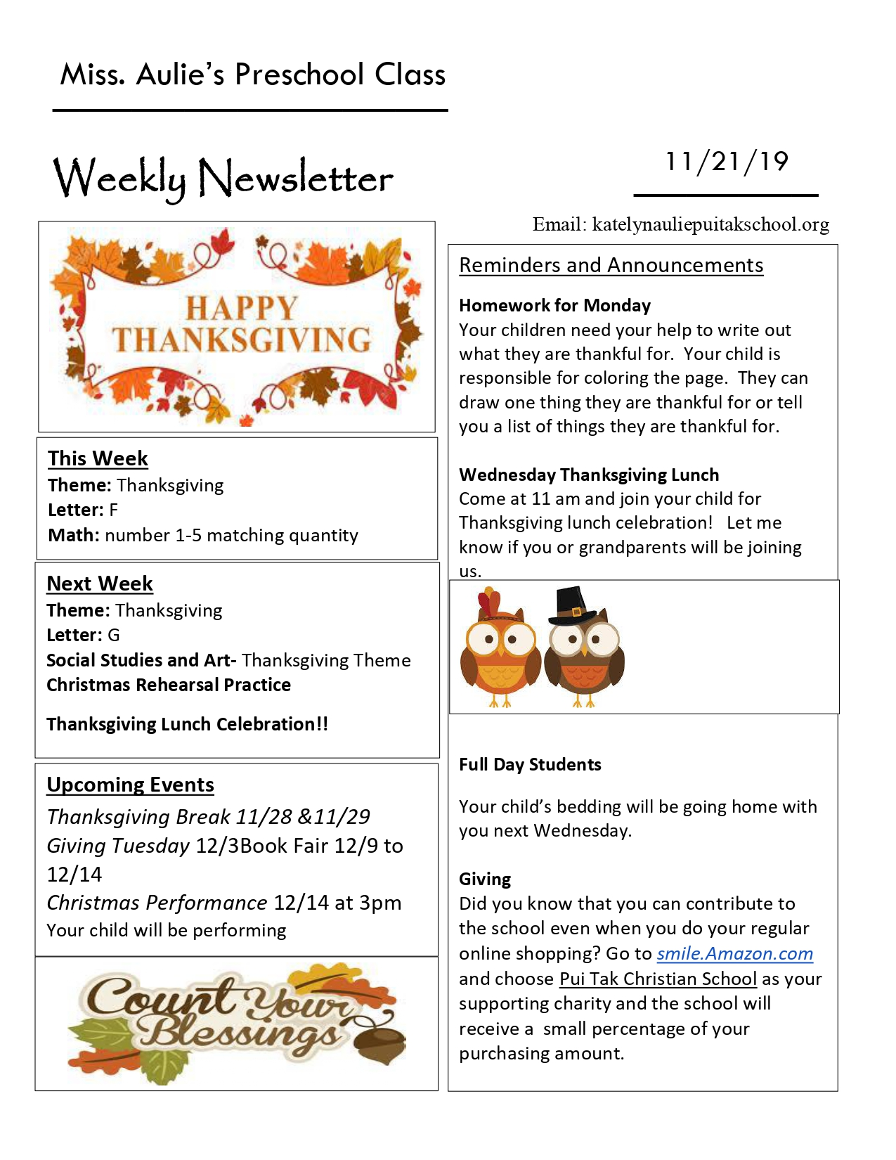 KatelynNewsletter2019November3rdWeek_pag