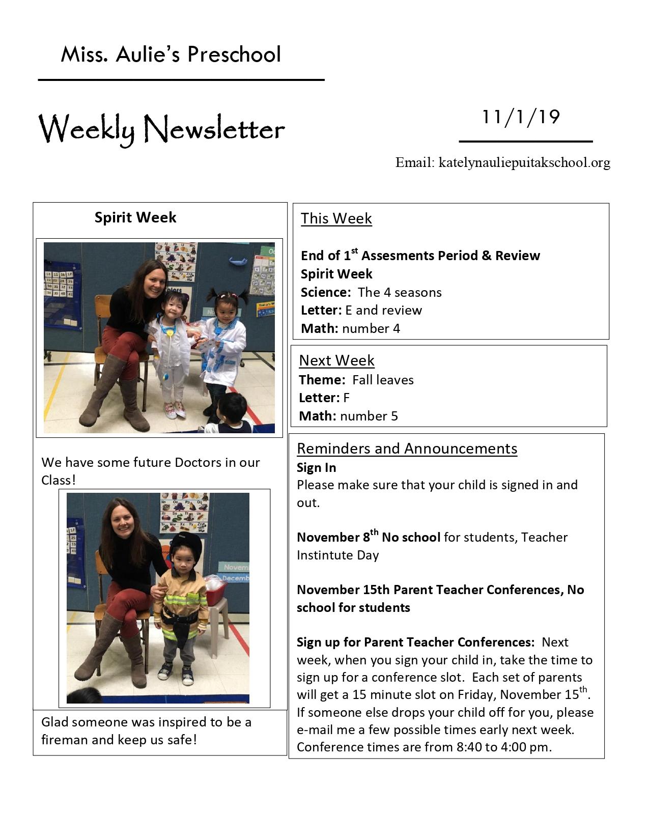 KatelynNewsletter2019October5thWeek_page