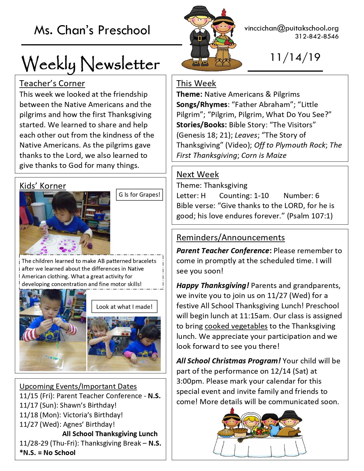 VincciNewsletter2019November2ndWeek_page