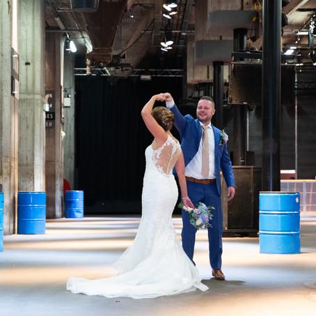 Minke & Stefan trouwen in Delft