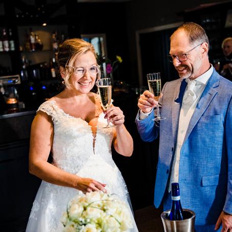 Petra en Pascal - trouwen in Zoetermeer