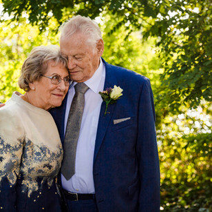 Riek en Ruud trouwen in Rotterdam