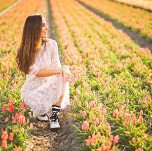 Instagram fashion shoot