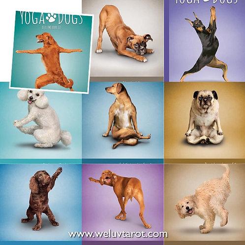 Yoga Dogs Deck