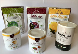 Productos Andes Soul