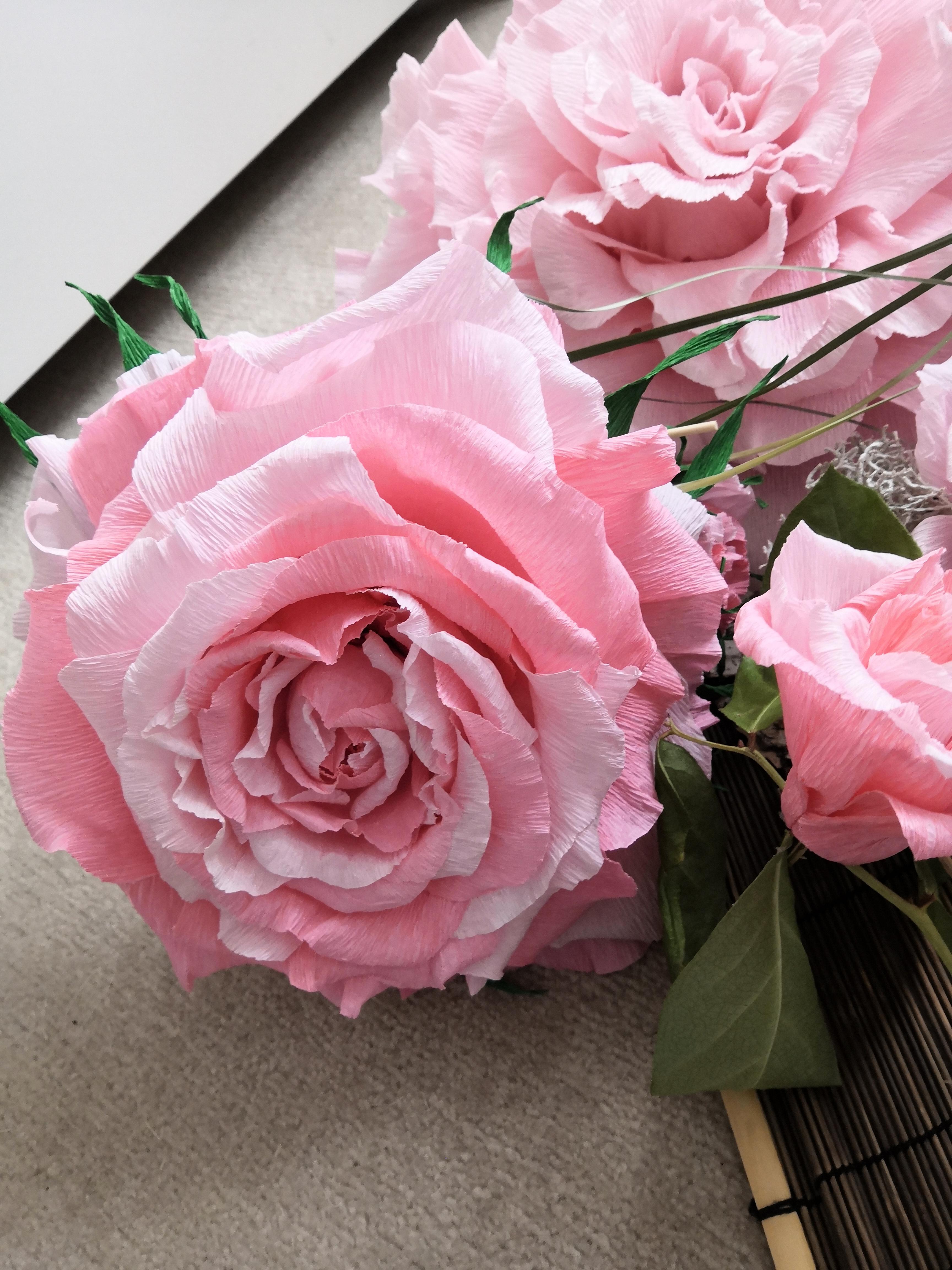 #littlegift #pinkrose #dekoblume