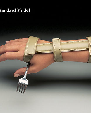 Wrist Support with Universal Cuff Standa