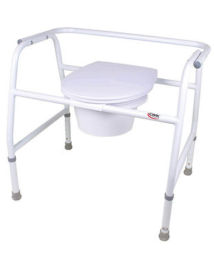 Extra-Wide Steel Commode NC24558.jpg