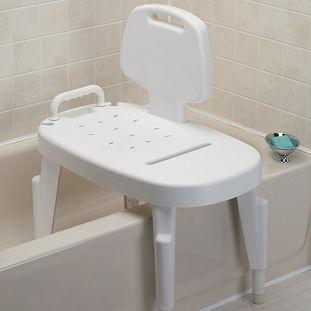 Adjustable Bath and Safe Transfer Bench