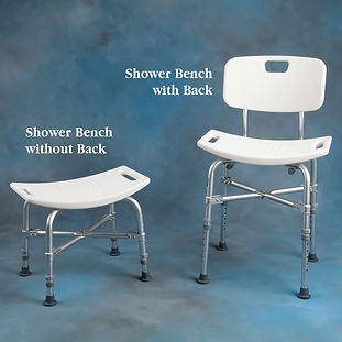 Bariatric Shower Benches NC28981_NC28982