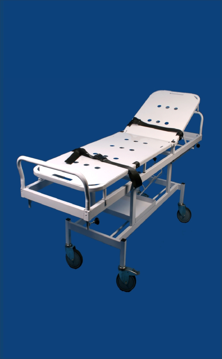 FIXED HEIGHT PATIENT TROLLEY