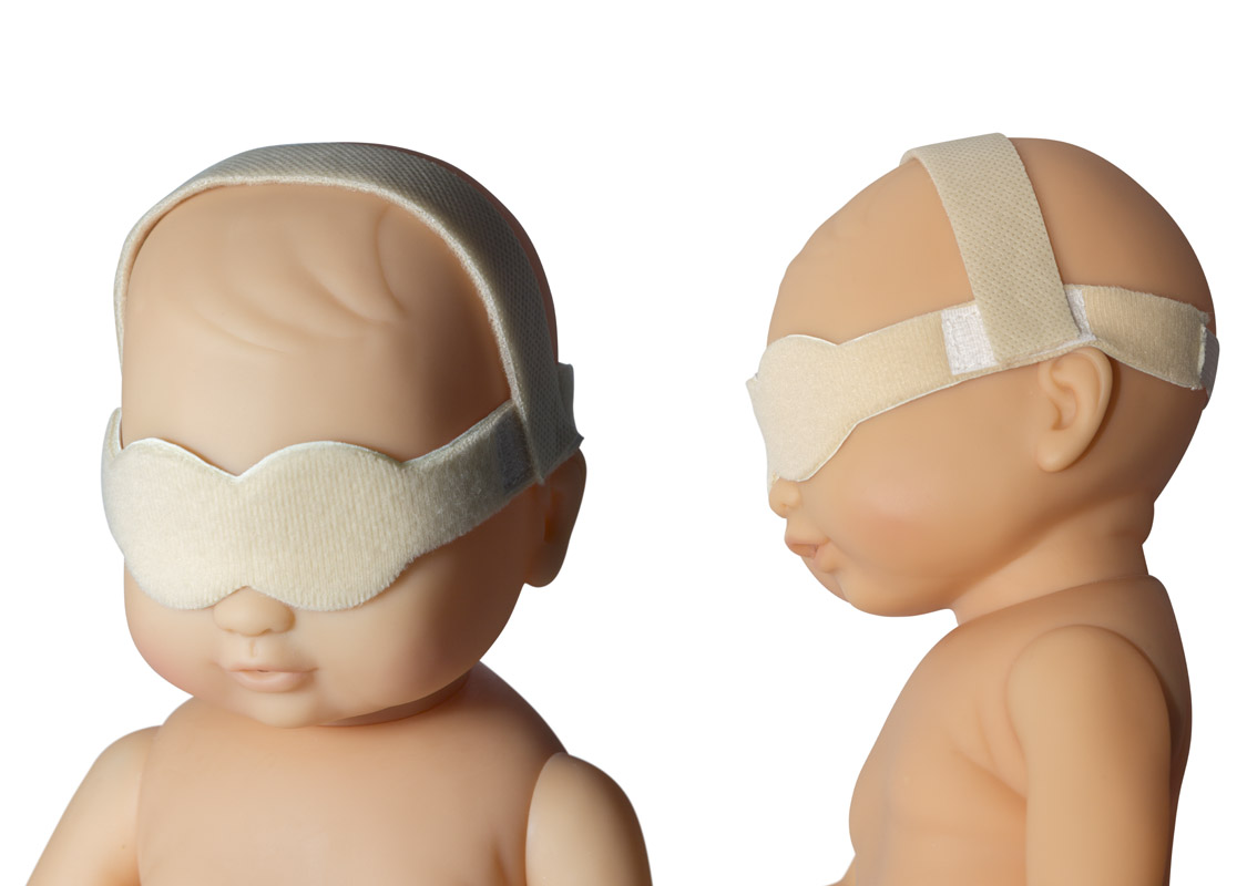 Phototherapy Eye Protectors with Adjusta
