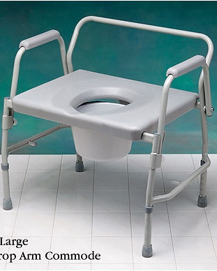 X-Large Drop Arm Commode NC25002.jpg