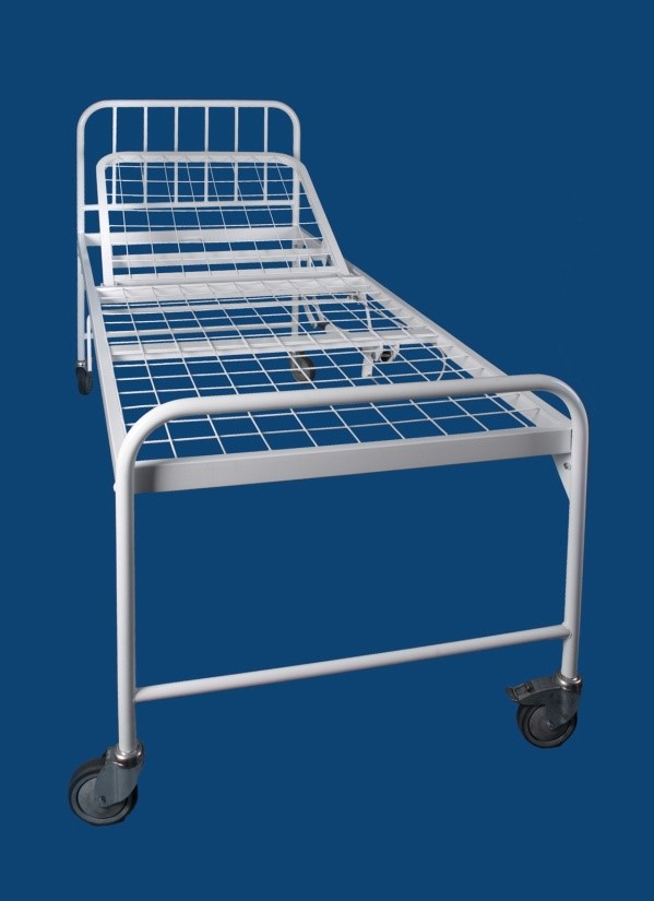 2-SECTION FIXED HEIGHT BED