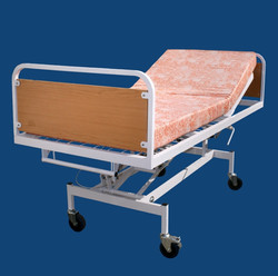 MOBILE 2-SECTION FIXED HEIGHT BED