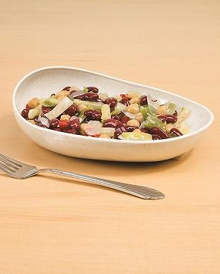 Skidtrol Scooper Dish with Non-Skid Base