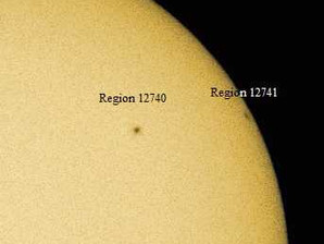 Solar Observations: May 2019