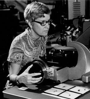 Vera Rubin, courtesy Carnegie Institute of Science