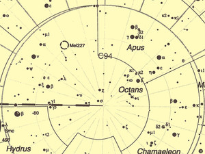 DEEP SKY SOUTH : Octans - The Octant