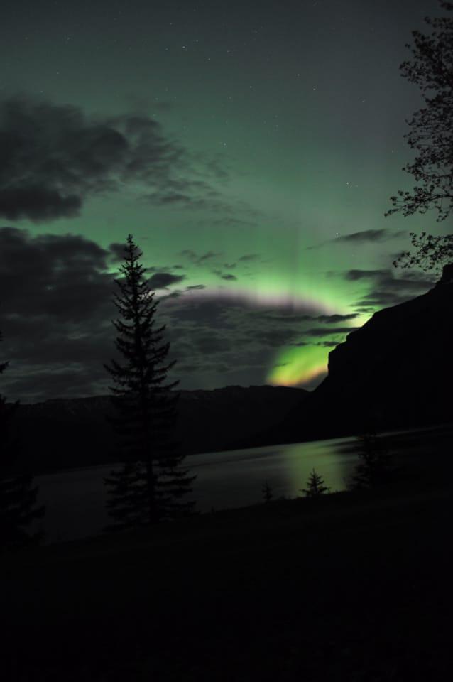 Aurora Borealis by Lex Huggett