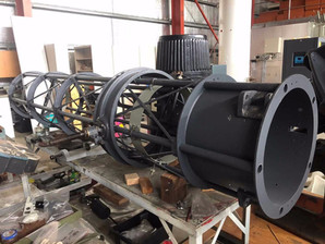 1917 'Hoskins' Telescope restoration