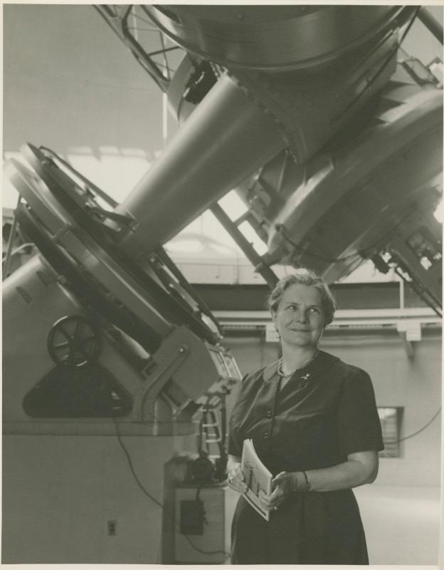 Helen Sawyer Hogg 1960s
