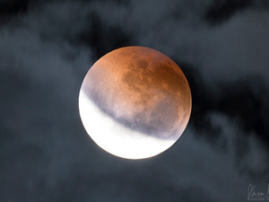 Long Lunar Eclipse + Opposition of Mars
