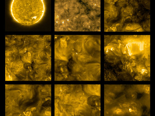 Solar Observations: June 2020