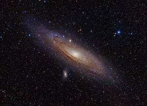 Did you know? The Andromeda Galaxy