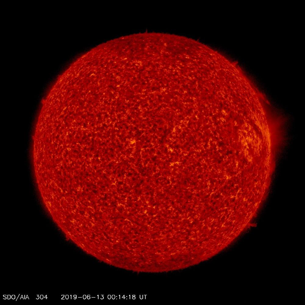 NASA Solar Observatory