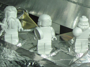Did you know - Space Probes, Crashes, LEGO and the missing hyphen
