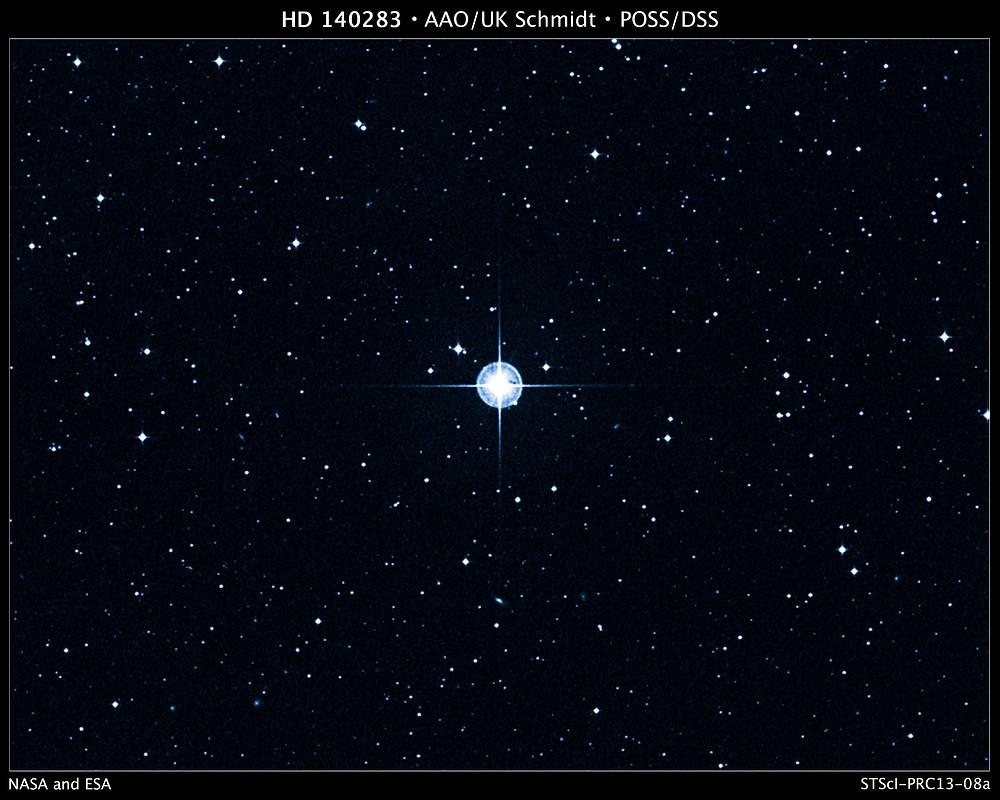 Digitized Sky Survey (DSS), Credit: STScI/AURA, Palomar/Caltech, and UKSTU/AAO