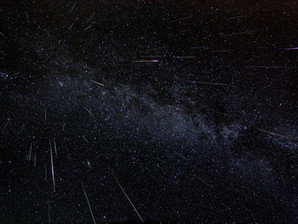 Did you know? Meteor showers...